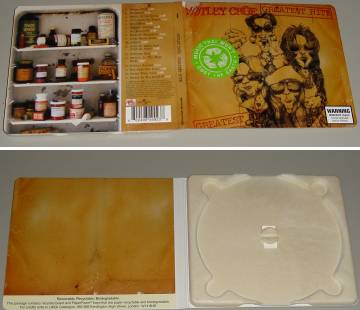 Earth friendly CD cases - Green Living Tips