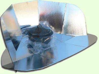 working of solar cooker pdf