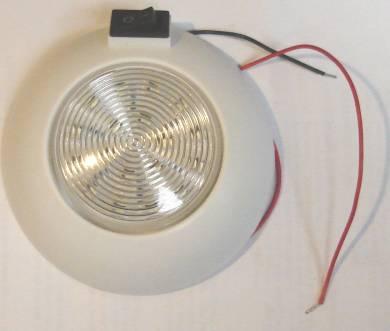 LED cabin light