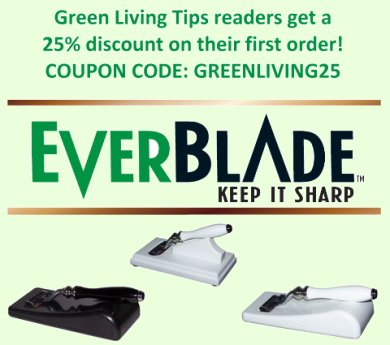 Everblade eco-friendly shaving system