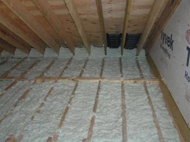 Air Krete Insulation Green Living Tips