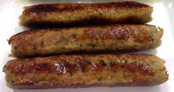 vegetarian-sausages